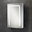 Thumbnail: HIB Stratus 50 Mirror Cabinet