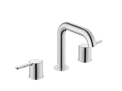 Duravit C.1 3-Hole Basin Mixer