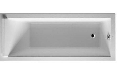 Duravit Starck Bathtub 1700x700 with support feet