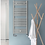 Thumbnail: Zehnder White Klaro Towel Radiator