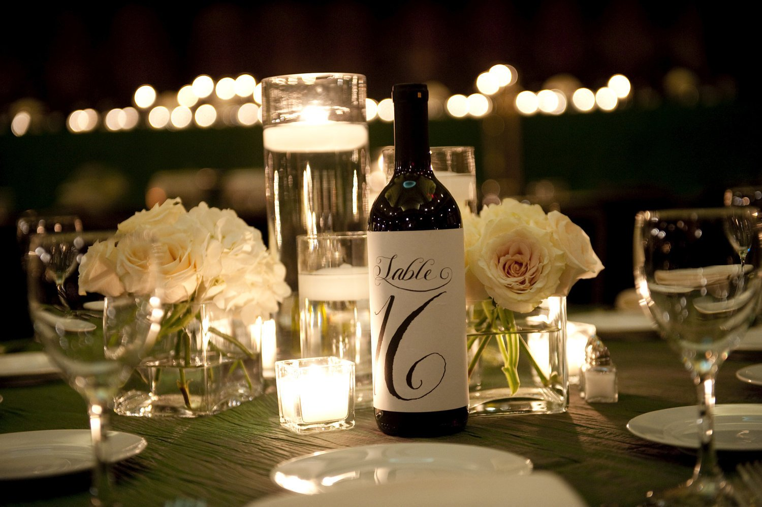 Wedding Table- Wine