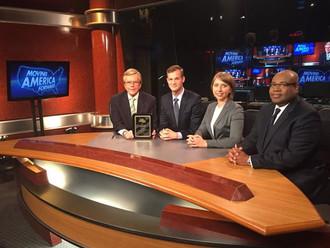 TechnoTutor receives Moving America Forward Award