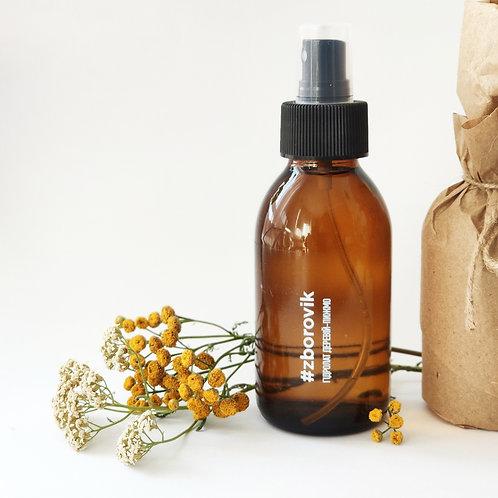 Гідролат деревій-пижма (лікування демодекозу і проблеми шкіри)