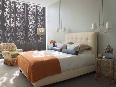 custom bedroom room curtains