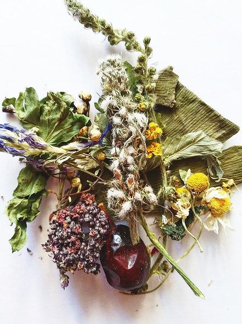 Травяной сбор при вегето-сосудистой дистонии