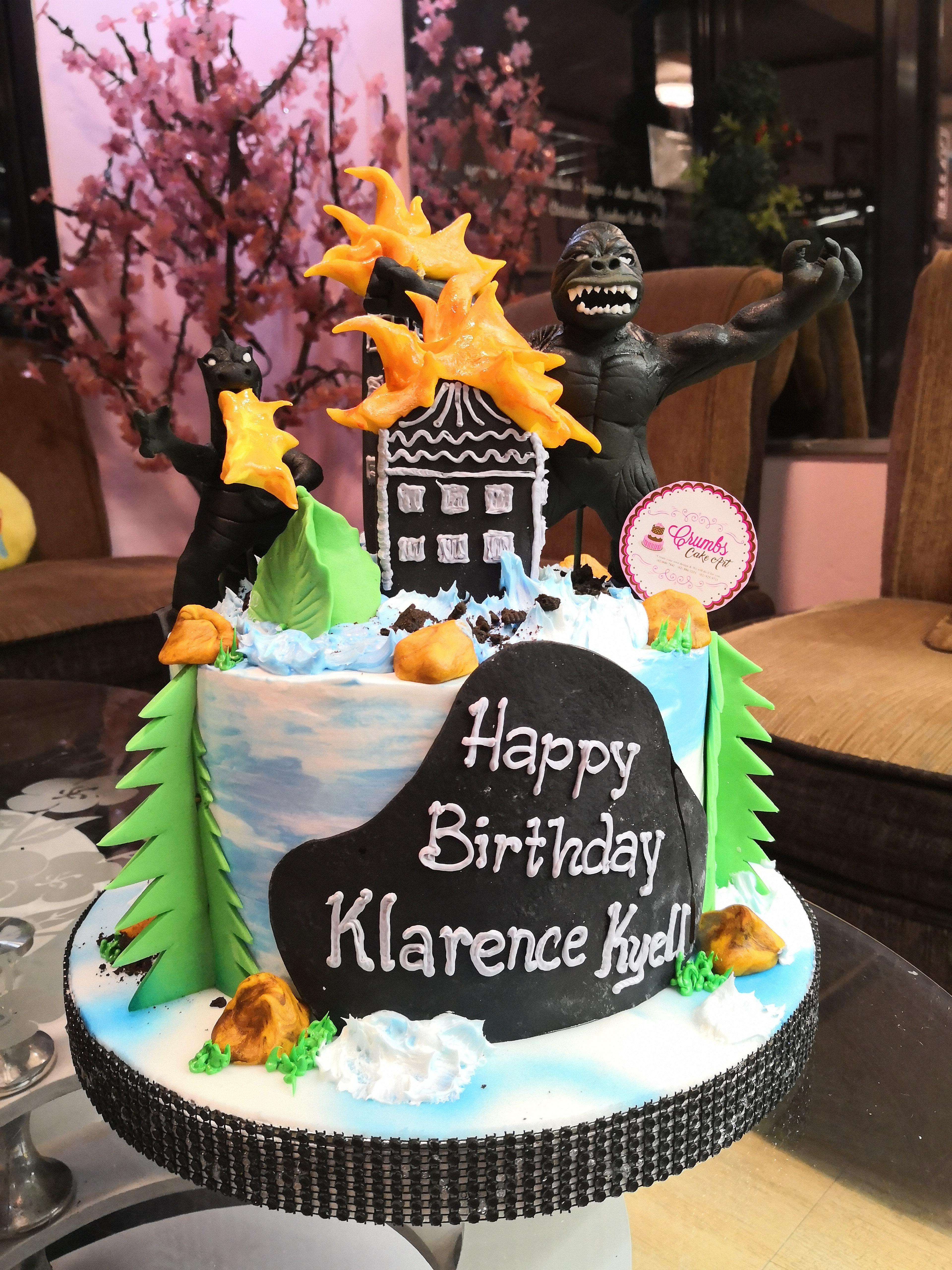 Crumbs cake art birthday cake for girls crumbs cake art birthday cake for girls izmirmasajfo