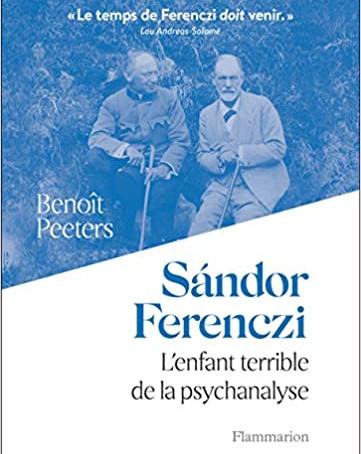 """""""Le temps de Ferenczi doit venir.""""                          Lou Andreas-Salomé"""