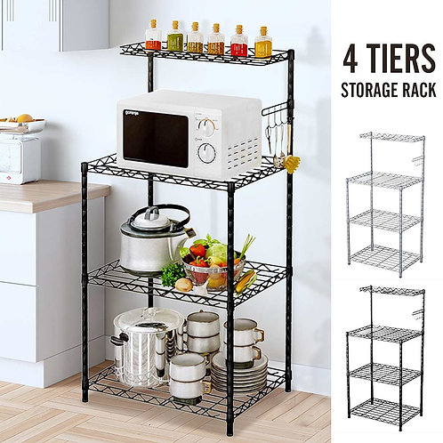 Adjustable Retail Display Rack