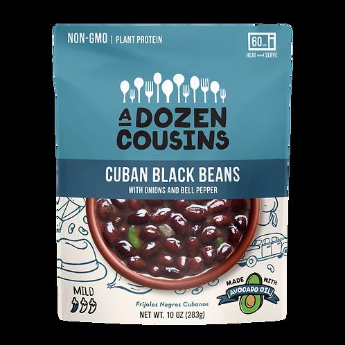 A Dozen Cousins - Black Beans