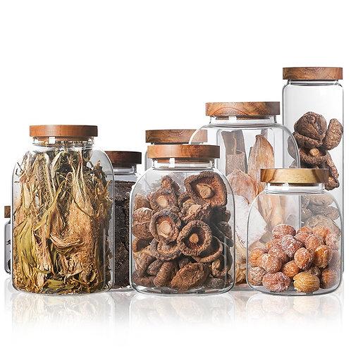 Apothecary Storage Jars