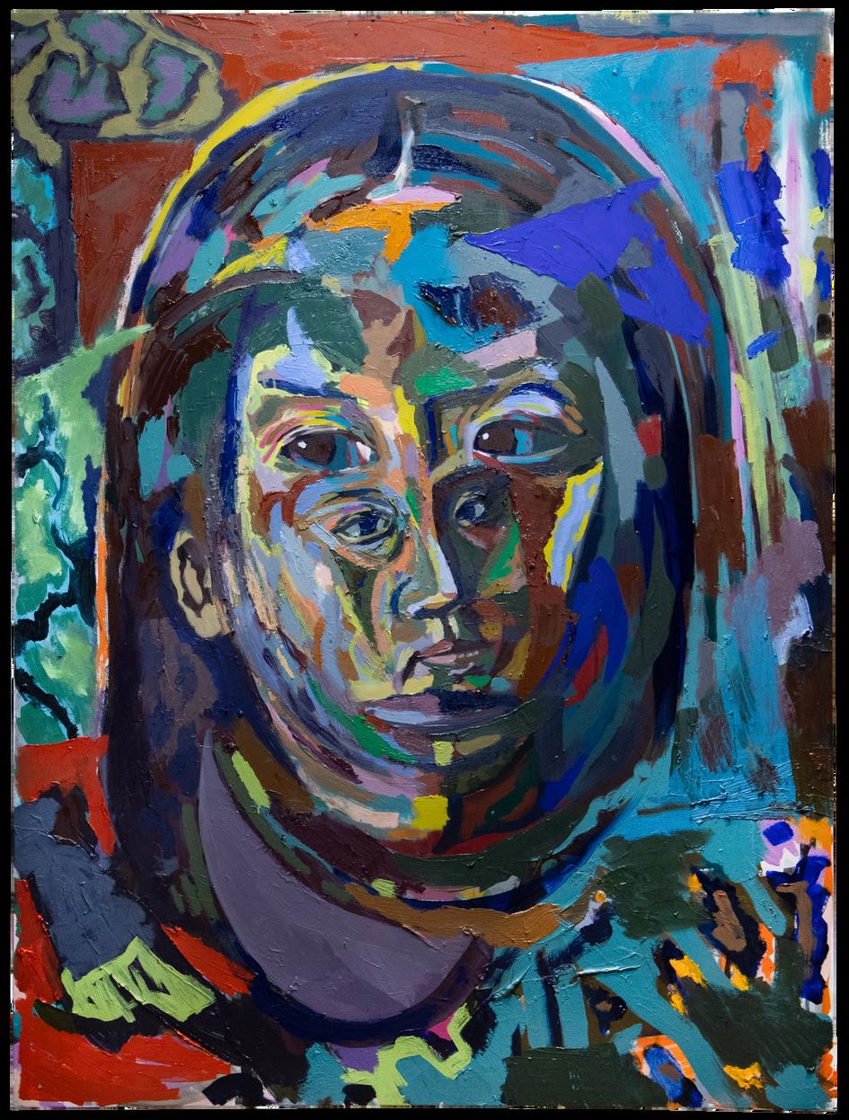 Blair, Double Portrait