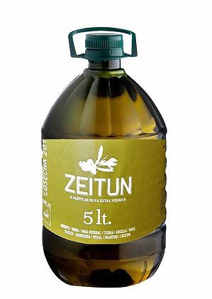 Aceite de oliva Zeitun 5 litros