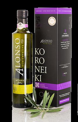 Aceite de Oliva Alonso Koroneiki 500 ml