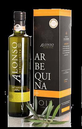 Aceite de oliva Alonso Arbequina 500 ml