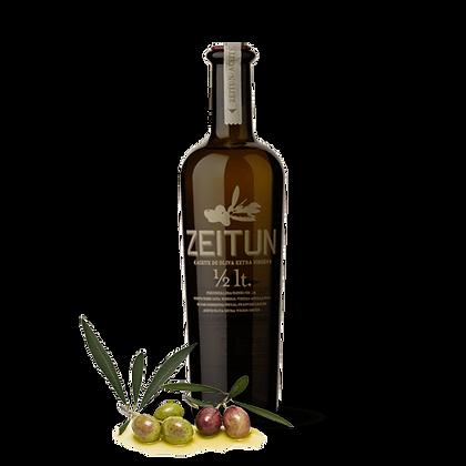 Aceite de oliva Zeitun Botella 1/2 lt