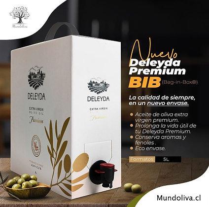 Bag in Box Deleyda Prime 5 litros (BIB)