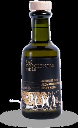 Aceite de oliva Extra Virgen Las 200 Trufa Negra 250 ml