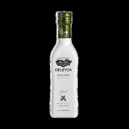 Aceite de oliva Deleyda Albhaca 250 ml