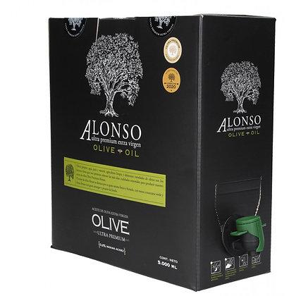 Aceite de Oliva Bag in Box Alonso 5 Litros