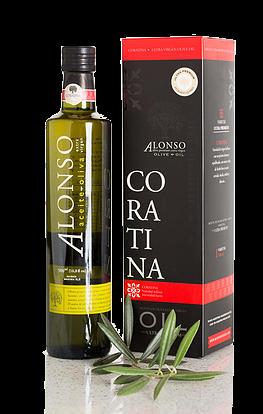 Aceite de oliva Alonso Coratina 500 ml