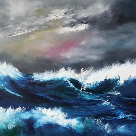 60 x 50 cm  Oil - Framed  £400