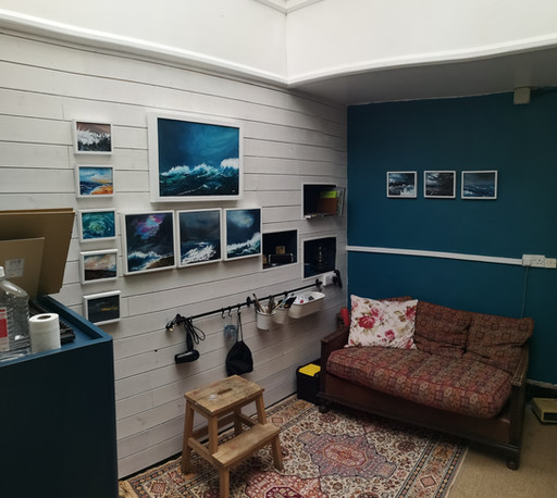 Studio & Mini Gallery