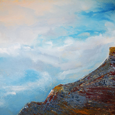 SOLD Whitby Cliff