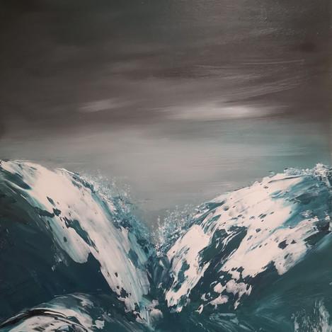Polzeath Waves