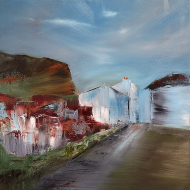 Heading Down, Staithes