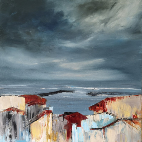 Arriving, Staithes
