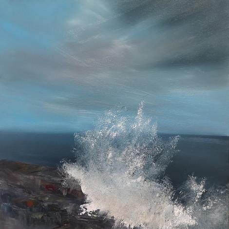 Wave Break, Staithes