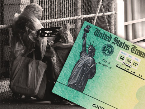 Homeless Americans Can Get Coronavirus Stimulus Payments