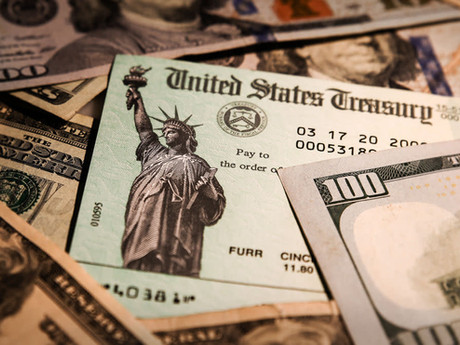 $1,400 Stimulus Payments Going Out, First Batch Already Received