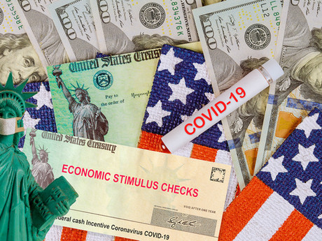 Stimulus Check Update & Unemployment Benefits for the Self Employed