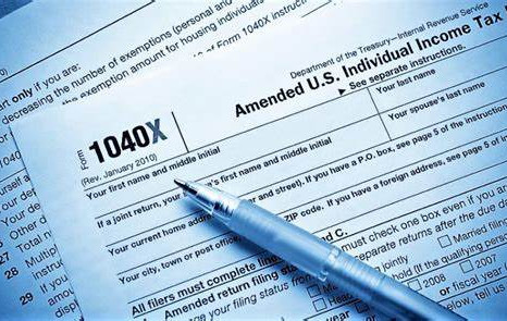 IRS Says Taxpayers Should Not File Amended Tax Returns Due to Stimulus Law