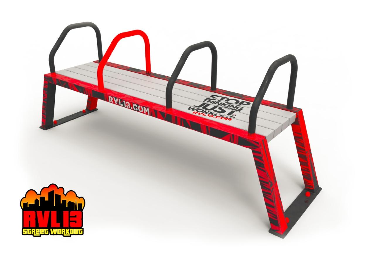 RVL13 Dip Bench TigerFitness