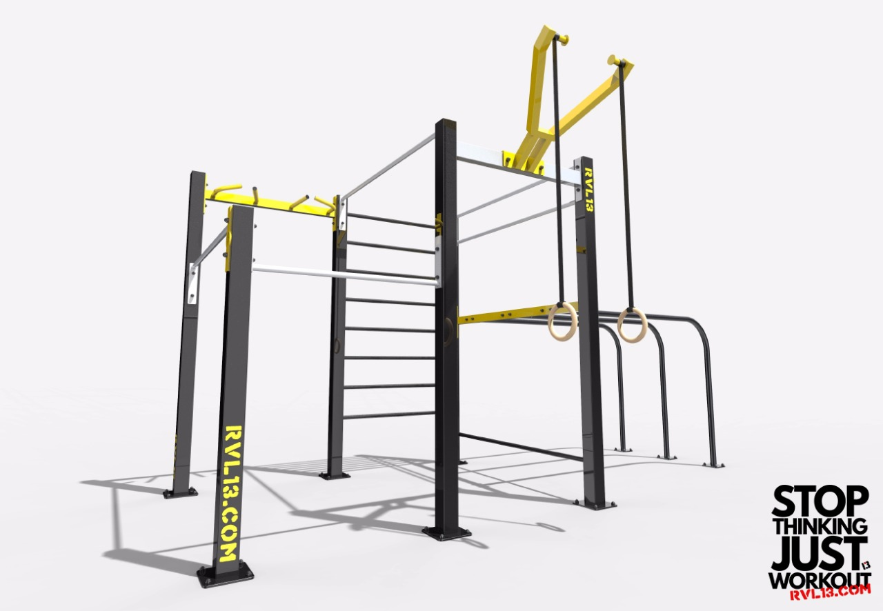 RVL13 Double Rack