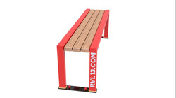 RVL13 Relax Bench TigerFitness 1