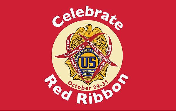Celebrat Red Ribbon Week - October 23-31