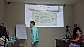 Formação Curso para traders iniciantes