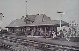 The old Cudahy Depot