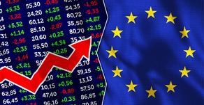 Ações europeias publicam a pior semana desde março