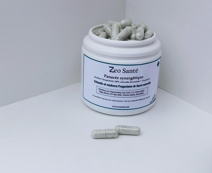Panacée synergétique en capsules