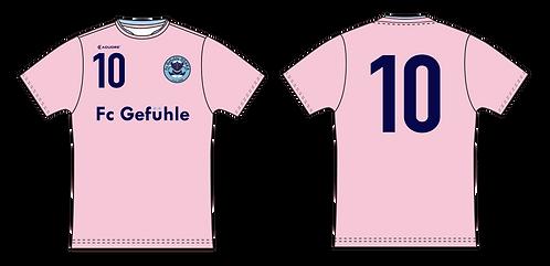 ゲームシャツ(GK HOME/ピンク)