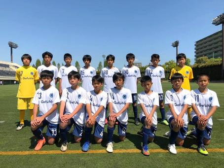4/10 クラブユース選手権U15 vs 吹田南FC