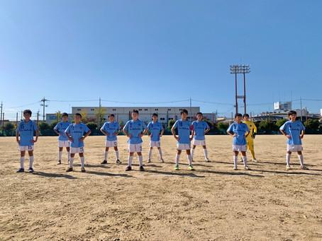 11/3 クラブユーストーナメントU-14(公式戦)