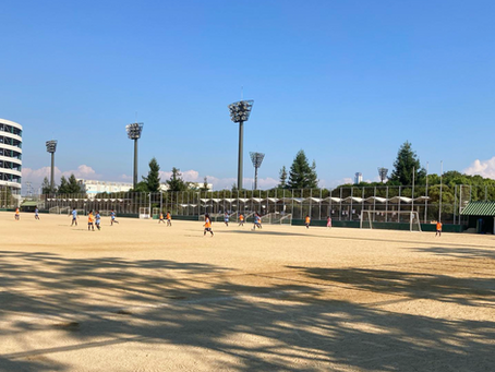 7/30 TM vs 柏田SC/住の江キッズFC/CALDIO FC