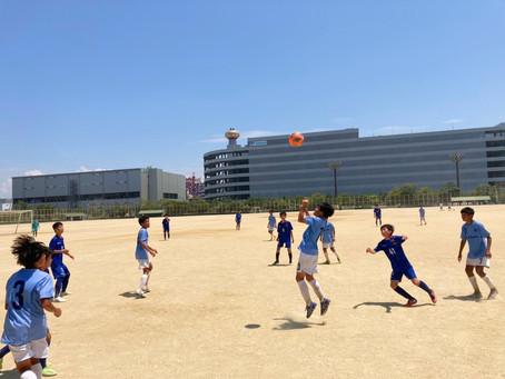 7/29 TM vs 奈良クラブ/梅香FC/TENRIクラブ