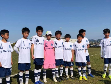 4/11 泉佐野交流戦U12
