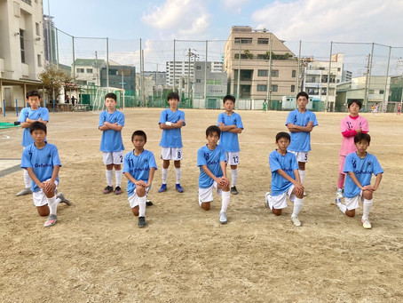 11/8 GAMBA CUP U-14(公式戦)